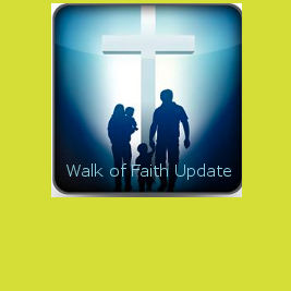 Walk of Faith Reminder